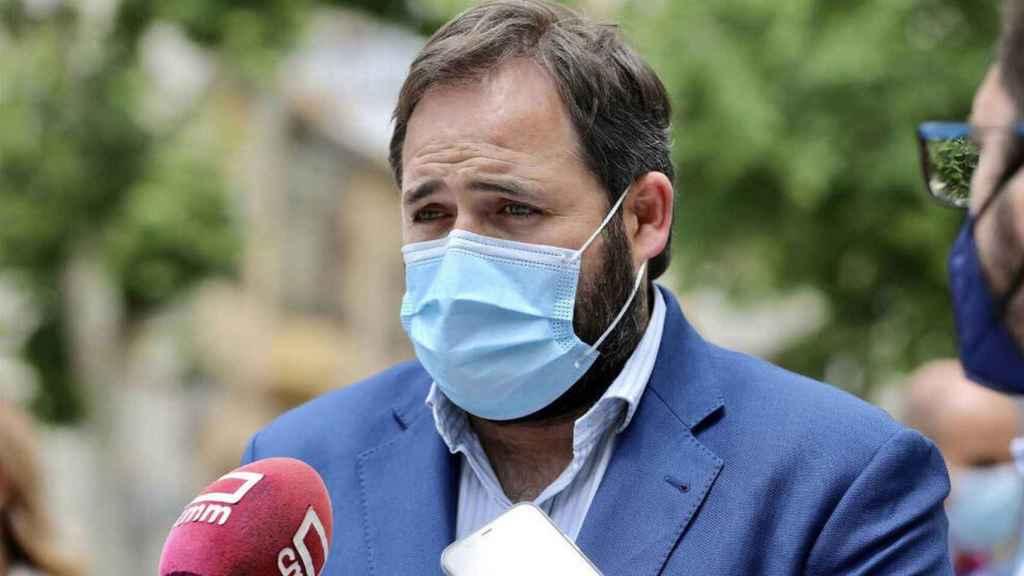 Paco Núñez, presidente del PP en Castilla-La Mancha / Foto de archivo