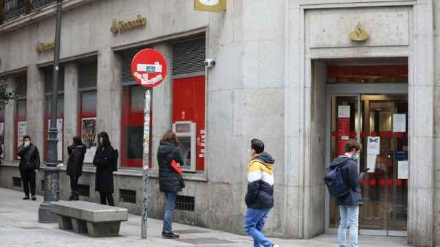 Oficina de Santander.