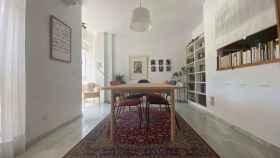 El espacio donde se desarrollará el taller de escritura creativa.