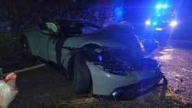 El youtuber malagueño Salva estrella su Aston Martin en Andorra: He vuelto a nacer