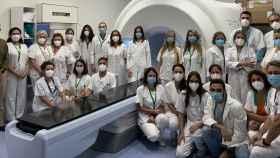 La unidad de Oncología Radioterápica y Radiofísica Hospitalaria del Hospital Virgen de la Victoria.