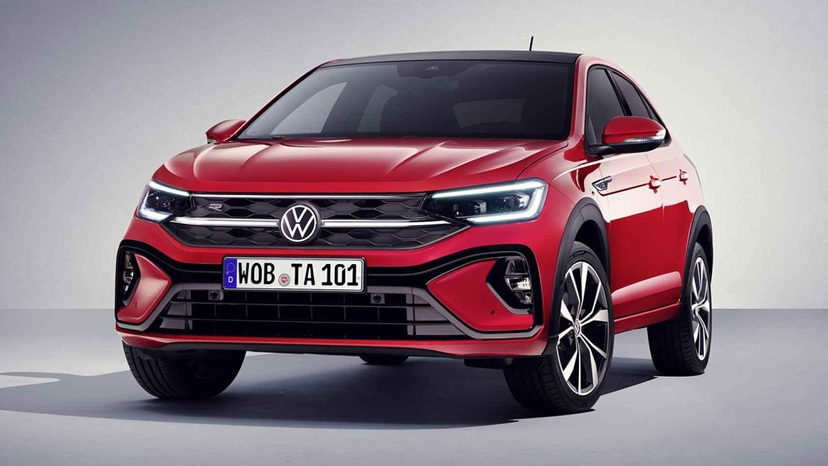 Volkswagen Taigo: todas las fotos de este nuevo SUV coupé basado en el Polo y en el T-Cross