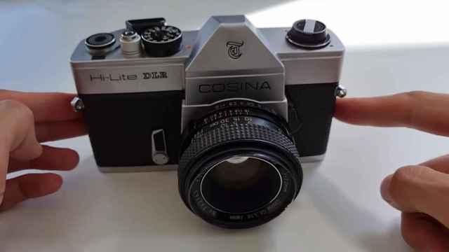 Transforma una cámara analógica en digital con Raspberry Pi
