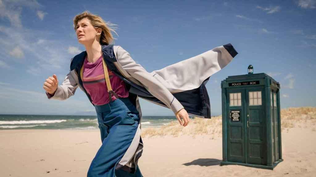 Jodie Witthaker protagoniza las últimas temporadas de 'Doctor Who':