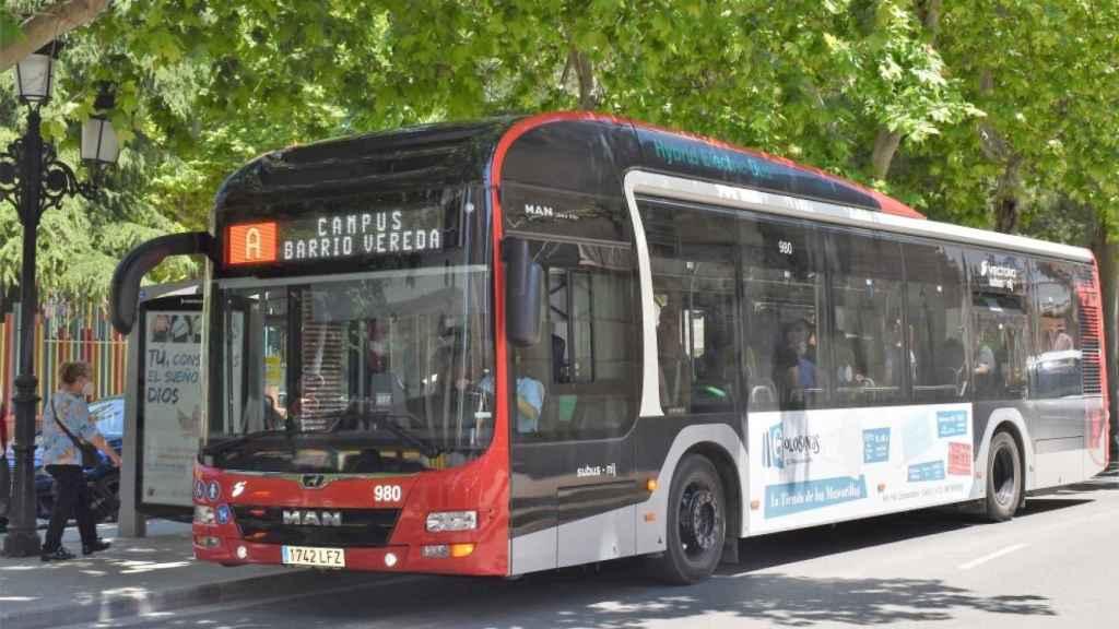 Autobuses urbanos de Albacete