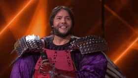 Joaquín Cortés como Erizo gana la segunda edición de'Mask Singer'