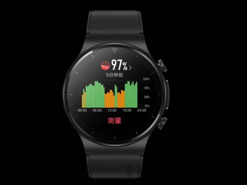 Huawei Watch GT 2 Pro ECG diseño