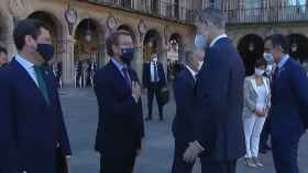Salamanca acoge hoy la XXIV Conferencia de Presidentes, esta vez sin Cataluña