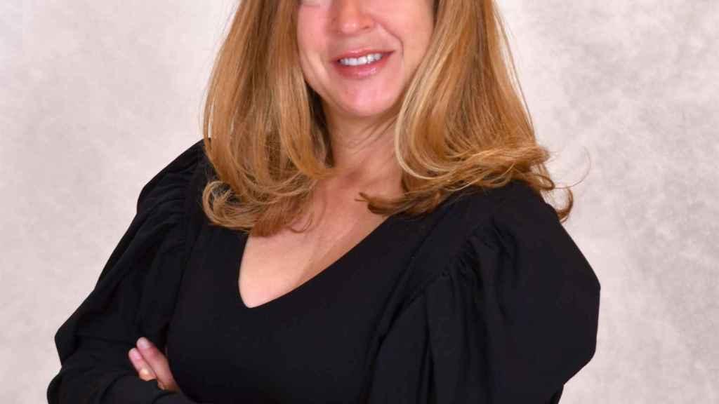 Leonor Gallardo, vicerrectora de Coordinación, Comunicación y Promoción. Foto: UCLM