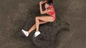 Ana Peleteiro, en los Juegos Olímpicos