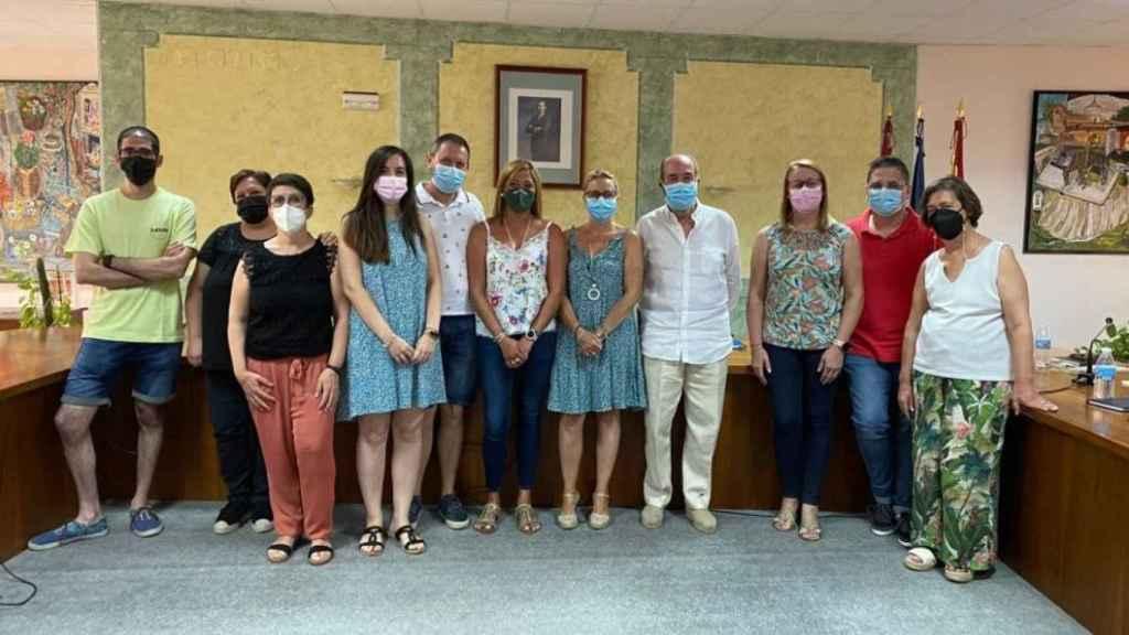 Nueva concejala del PSOE en Santa Cruz de Mudela (Ciudad Real)