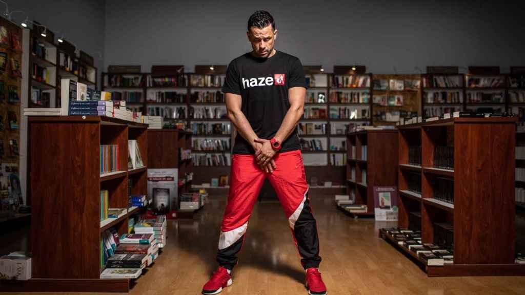 Haze ha confesado que estuvo en la cárcel y abusó de sustancias.