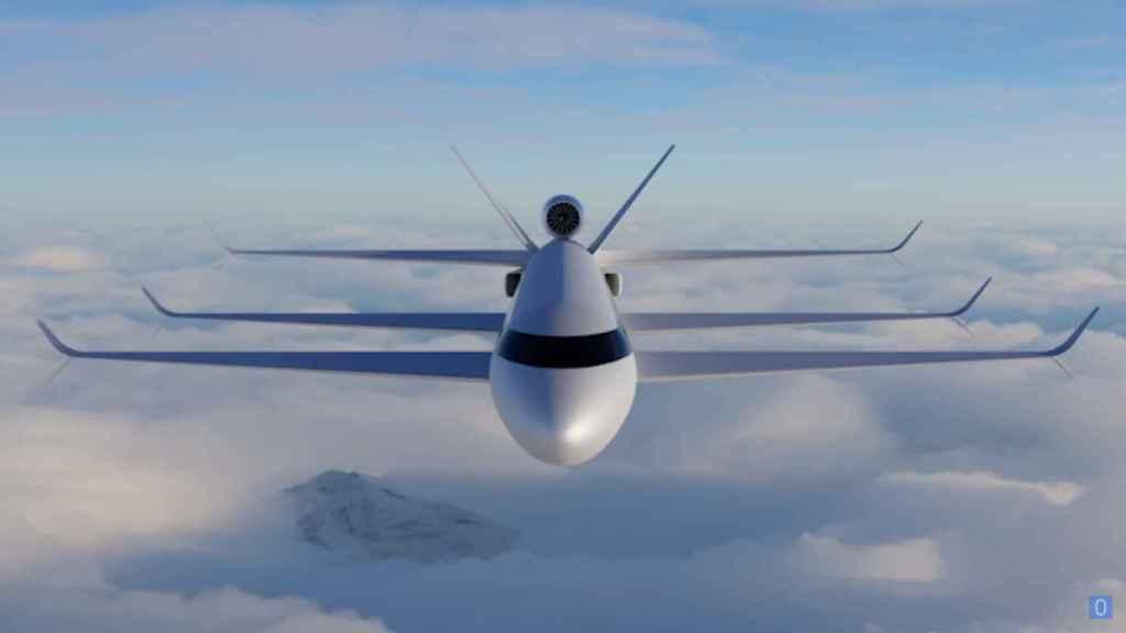 SE Aeronautics presentó su revolucionario avión SE 200