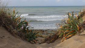 La playa de Cabopino en Marbella aúna naturaleza y naturismo en una cala de gran belleza.