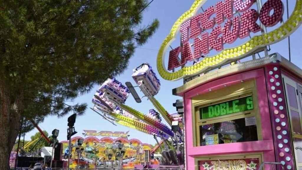 Imagen de archivo de la Feria de Albacete