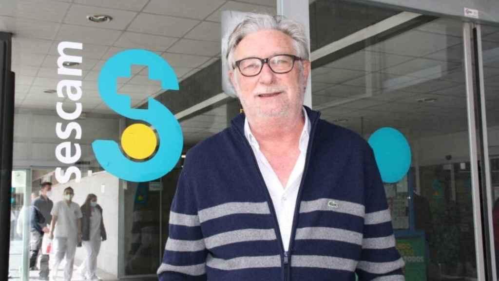 Juan Luis Bardají, gerente del Área Integrada de Cuenca