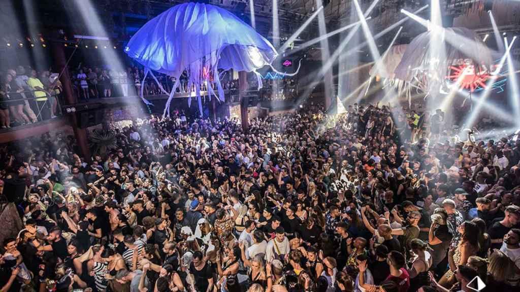 Las últimas fiestas en las discotecas de Ibiza fueron en septiembre de 2019.