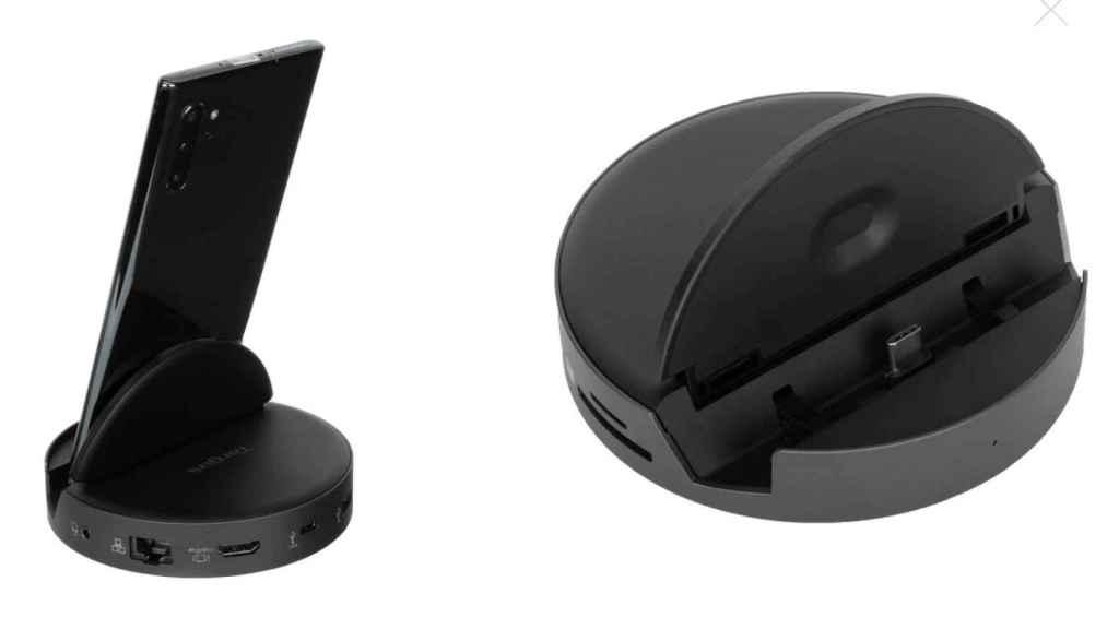 Universal USB-C Phone Dock