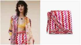 La última falda viral de Zara.