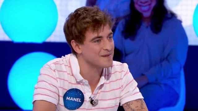 Quién es Manel Navarro, el cantante invitado de 'Pasapalabra' desde esta tarde