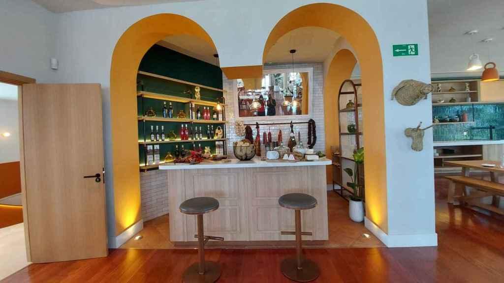 Restaurante 'El Cortijo' del hotel SO Sotogrande.