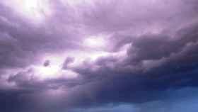 La provincia de Guadalajara, en alerta por tormentas