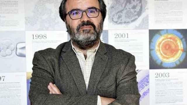 Lluís Montoliu.