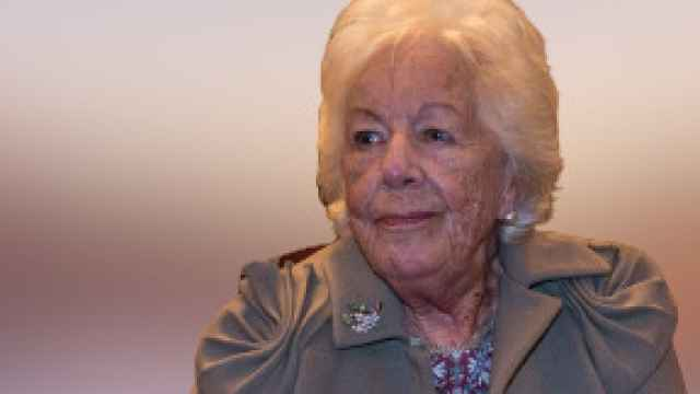 Menchu Álvarez del Valle, la abuela de la reina Letizia, en una imagen de archivo fechada en mayo de 2019.