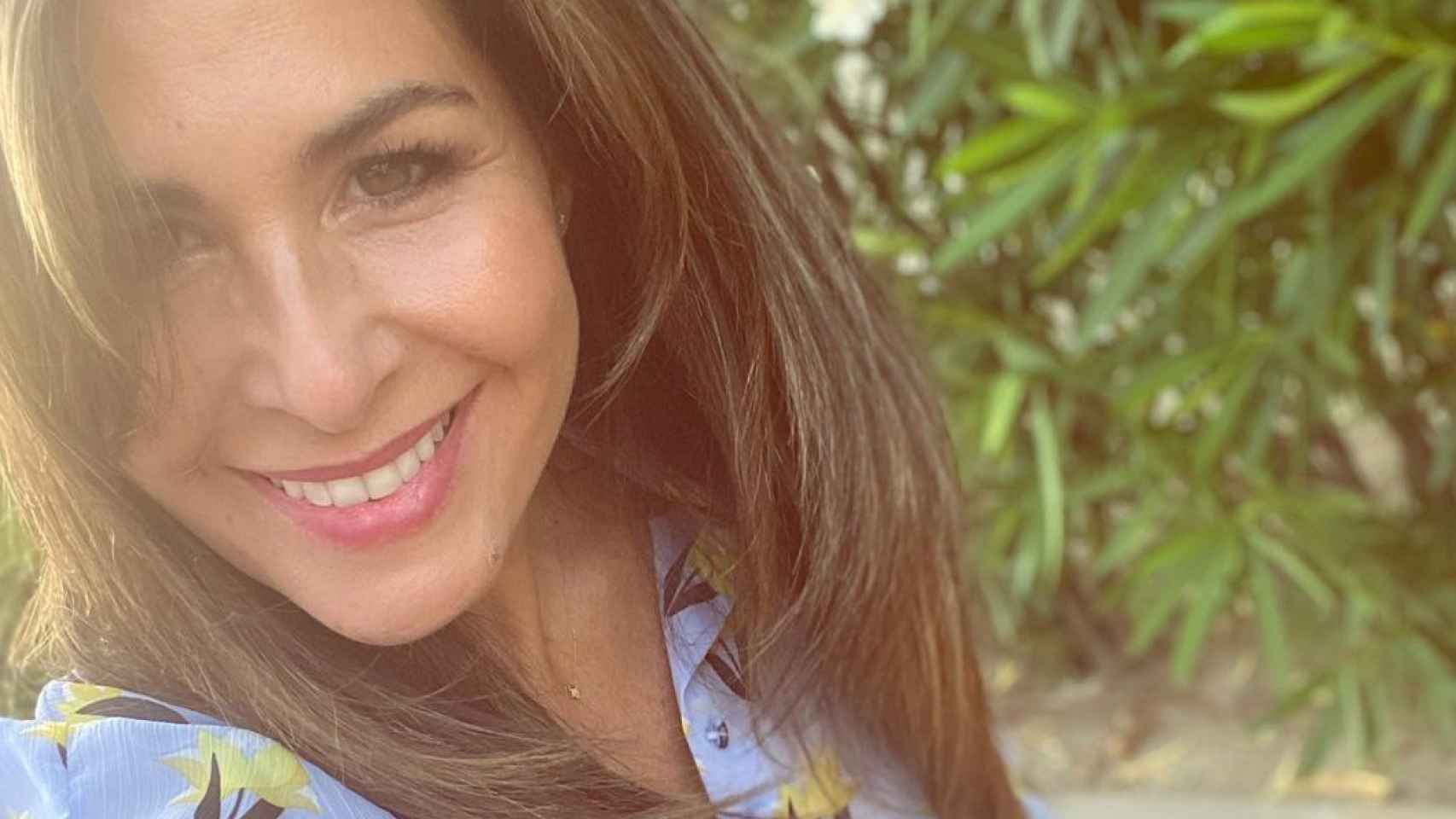 Imágenes del día: Nuria Roca crea una nueva forma de 'trabajar' desde un hotel de 5 estrellas y revoluciona a sus fans