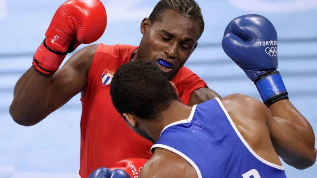 Julio César La Cruz, contra Enmanuel Reyes en los Juegos Olímpicos