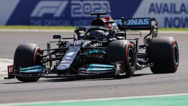 Hamilton, en el GP de Hungría