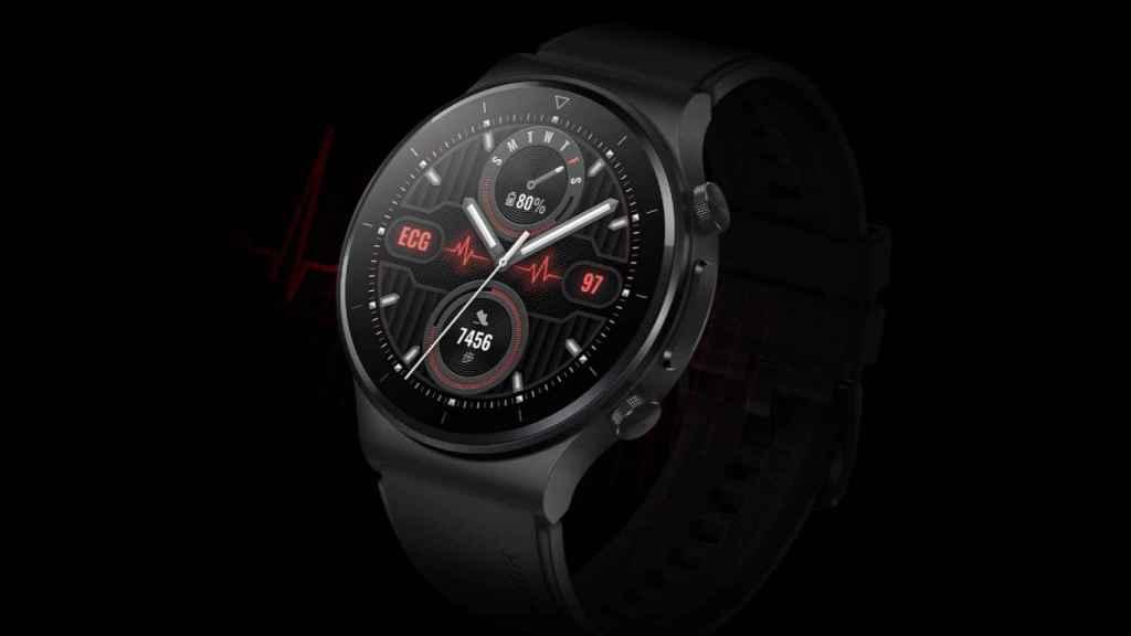 Nuevo Huawei Watch GT 2 Pro ECG: el primer smartwatch Huawei con ECG