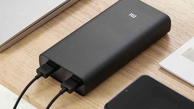 La nueva batería de Xiaomi es un monstruo capaz de cargar tu portátil