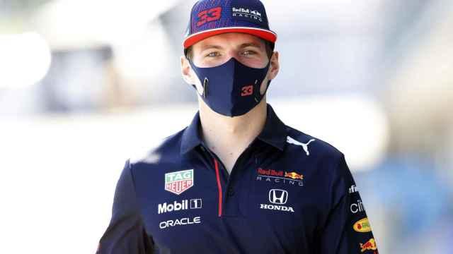 Max Verstappen, antes del GP de Hungría de F1