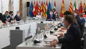 Imagen de la última Conferencia de Presidentes Autonómicos.
