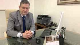 Manuel Jiménez Caro, presidente de los administradores de fincas de Málaga.