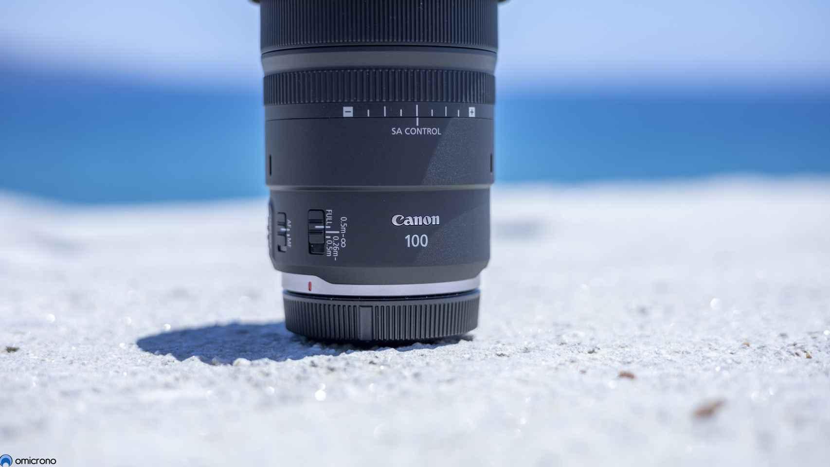 Canon RF 100 mm 2.8L Macro IS USM