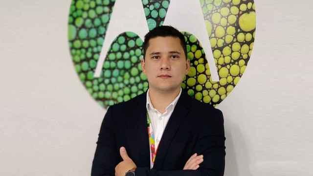 Jose Gandica, product manager de Motorola