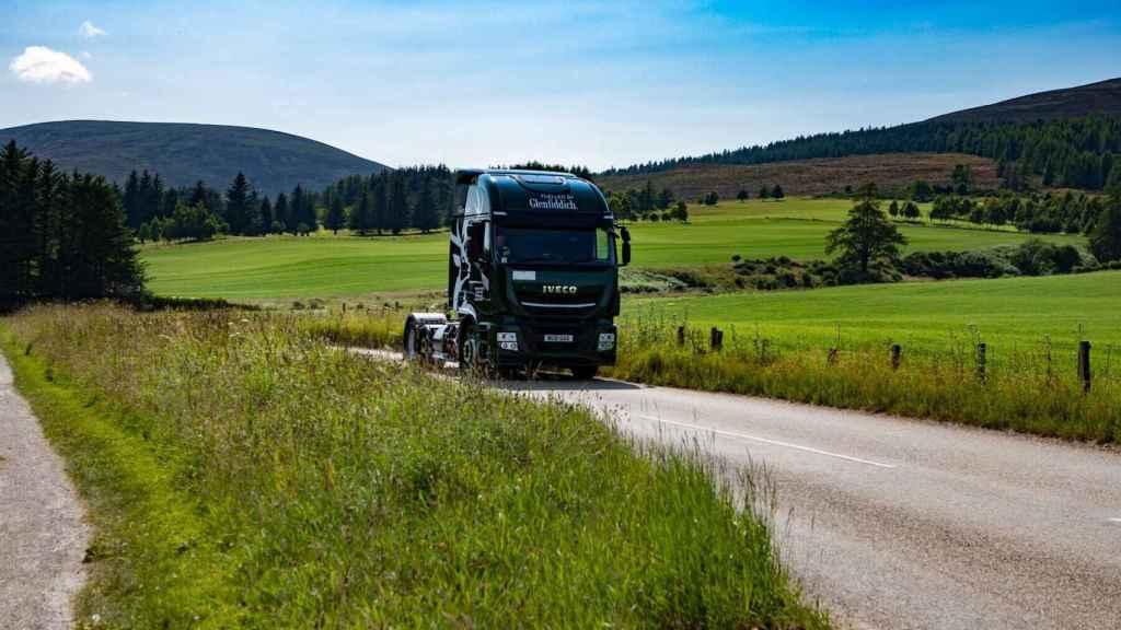 Destilería Glenfiddich transforma sus residuos en biogás