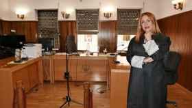 """Cira, la única magistrada de Violencia contra la mujer de Castilla-La Mancha: """"Está bien que las tiendas sean puntos morados, pero el problema es conseguir que la mujer denuncie"""""""