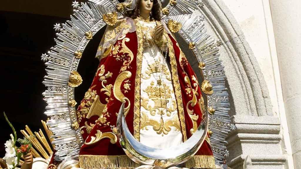 Nuestra Señora de los Ángeles.