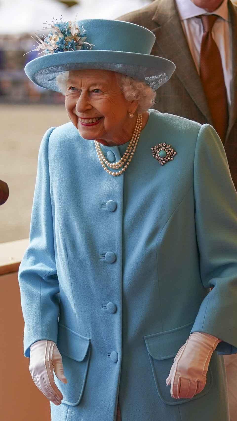 La Reina en una imagen fechada en julio de 2021.