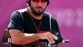 Alberto Fernández, en los Juegos Olímpicos