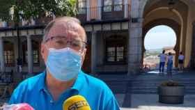 Fernando Mora, presidente del Grupo Socialista en las Cortes de CLM