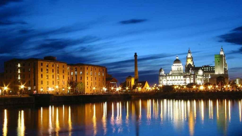 El puerto de Liverpool ha perdido la protección