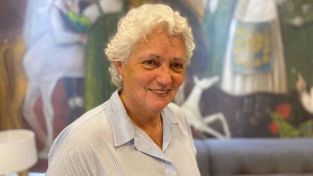 Elena Melero, la abogada de Sergio Murillo