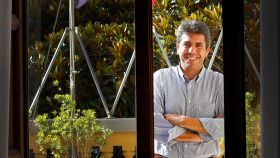 Carlos Mazón, en el palacio de la Diputación de Alicante.