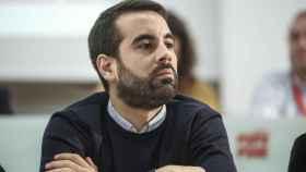 José Muñoz, secretario de organización del PSPV, critica la defensa del PPCV de Madrid frente a la Comunidad Valenciana.