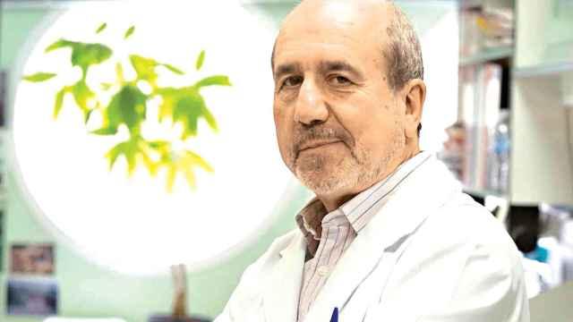 El virólogo Mariano Esteban en una imagen de archivo.