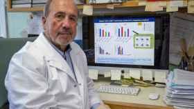 Mariano Esteban, investigador principal de la vacuna del CSIC a punto de entrar en ensayos clínicos.